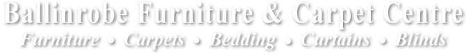 ballinrobe furniture carpets