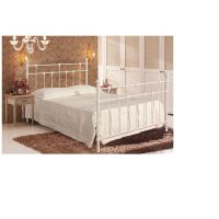 05 -AN- Ivory  bed -      3ft  4ft  4'6ft  5ft
