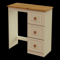 12    Single Dressing Table H80cm W92cm D40cm