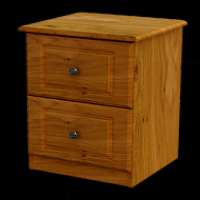 03    Locker 2Deep Drawer H55cm W43cm D40cm