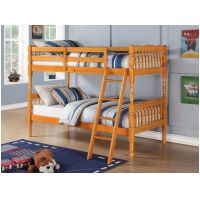 02-AN- Pine Kerri Bunk Bed
