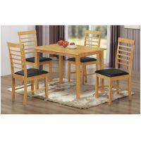 10- Dining set 1x4 Colour - Light