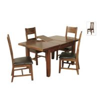 03- 4ft Ext Dining Set