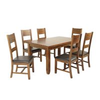 04- 5ft Dining set