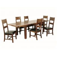 05- 6ft Extension Dining set