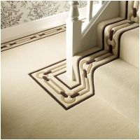44 Stairs Carpet with Border