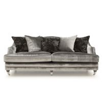 4 Seater - 5 Scatter Cushions